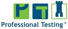 Professional Testing logo