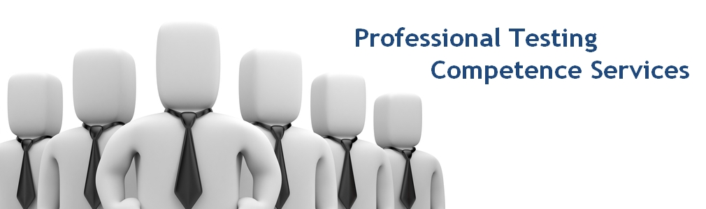 professional testing competence services